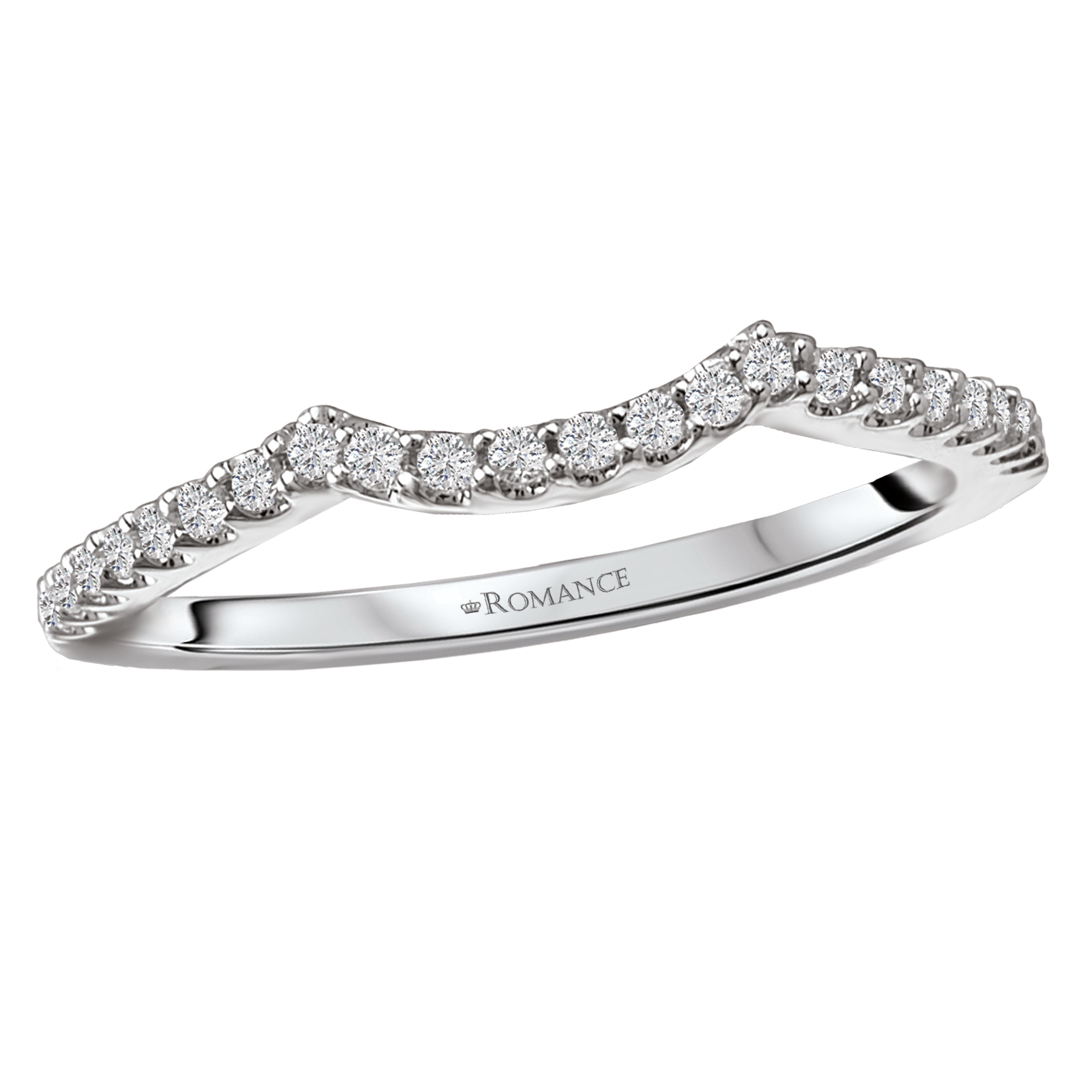 Romance Wedding Bands 117666-100W product image