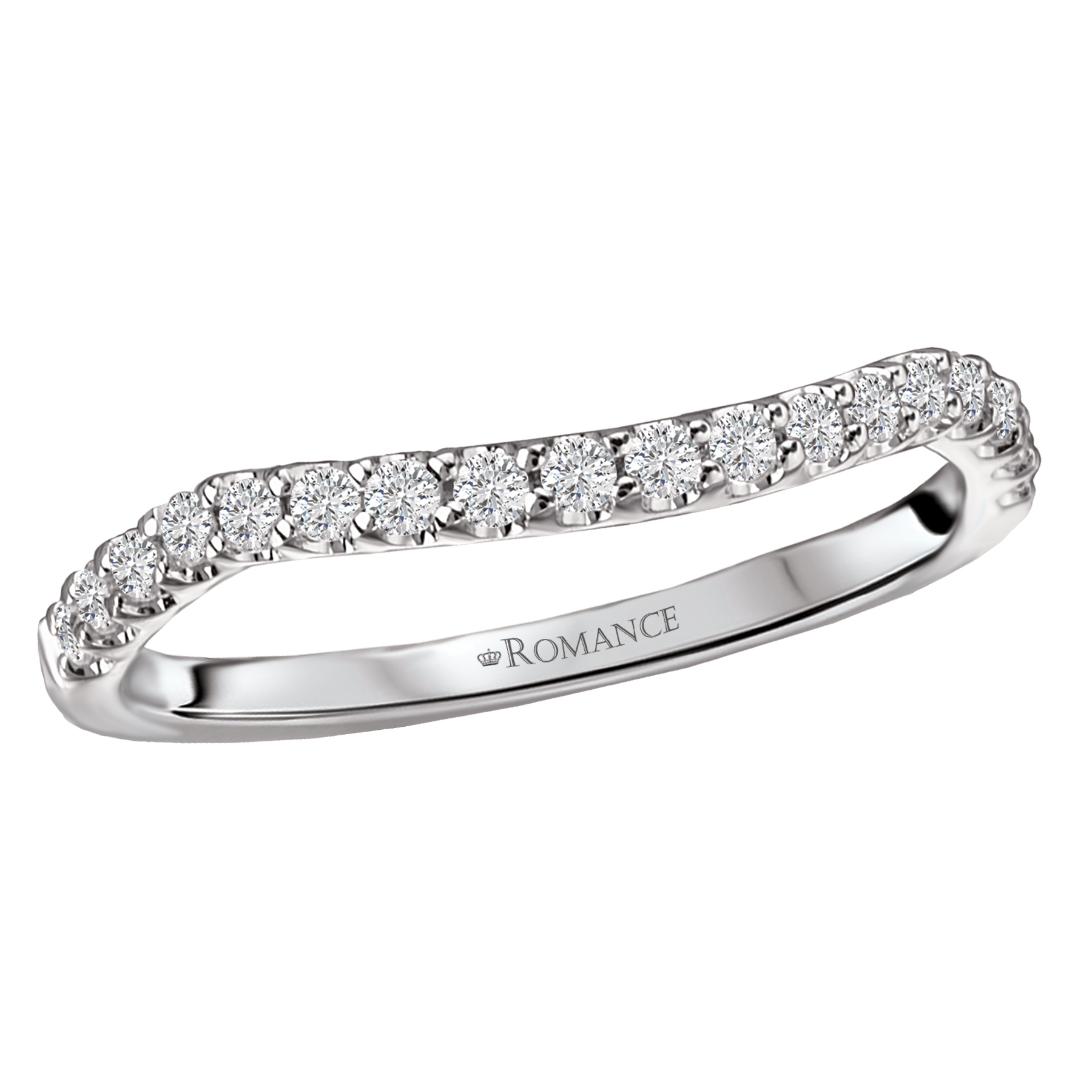 Romance Wedding Bands 117667-100W product image