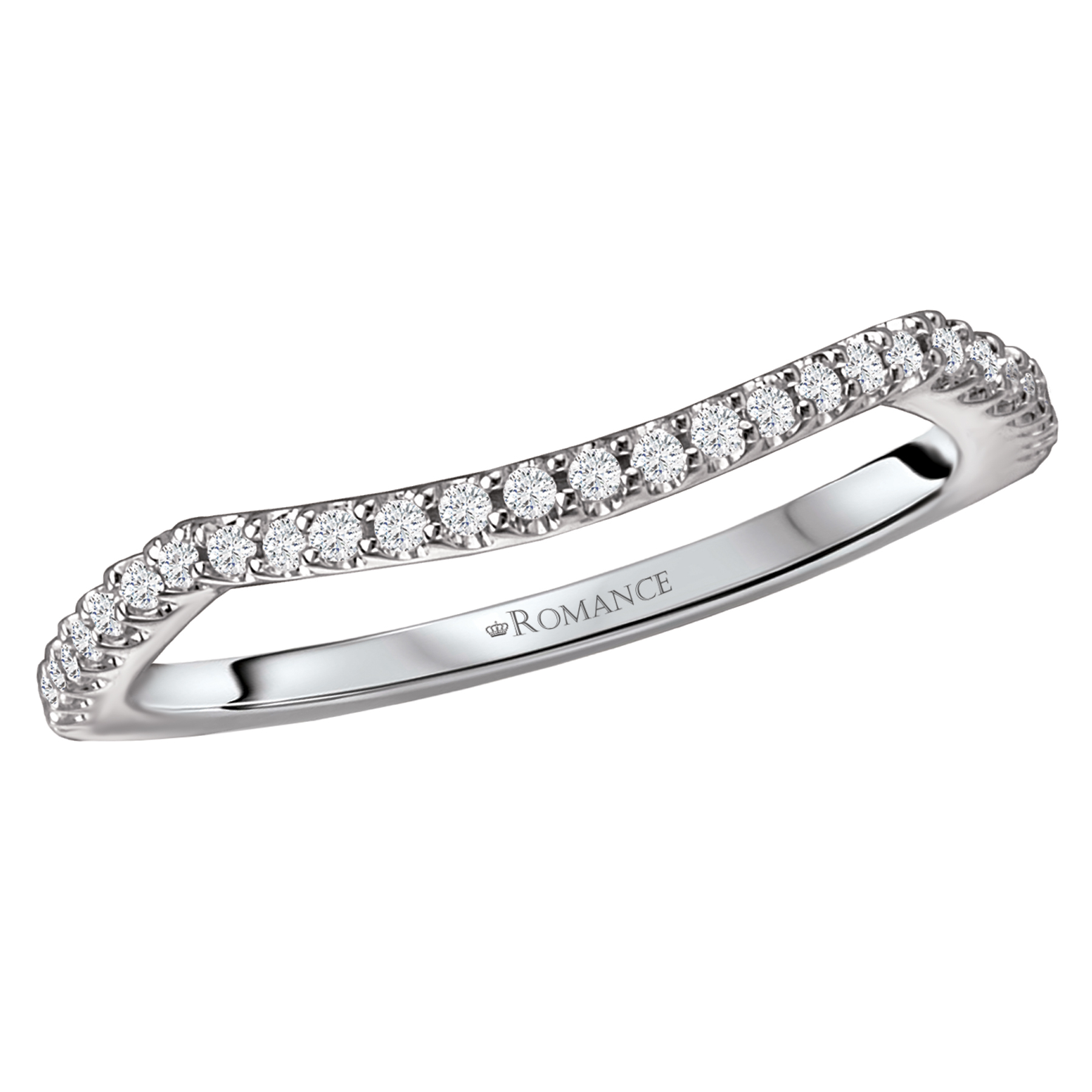 Romance Wedding Bands 117671-100W product image