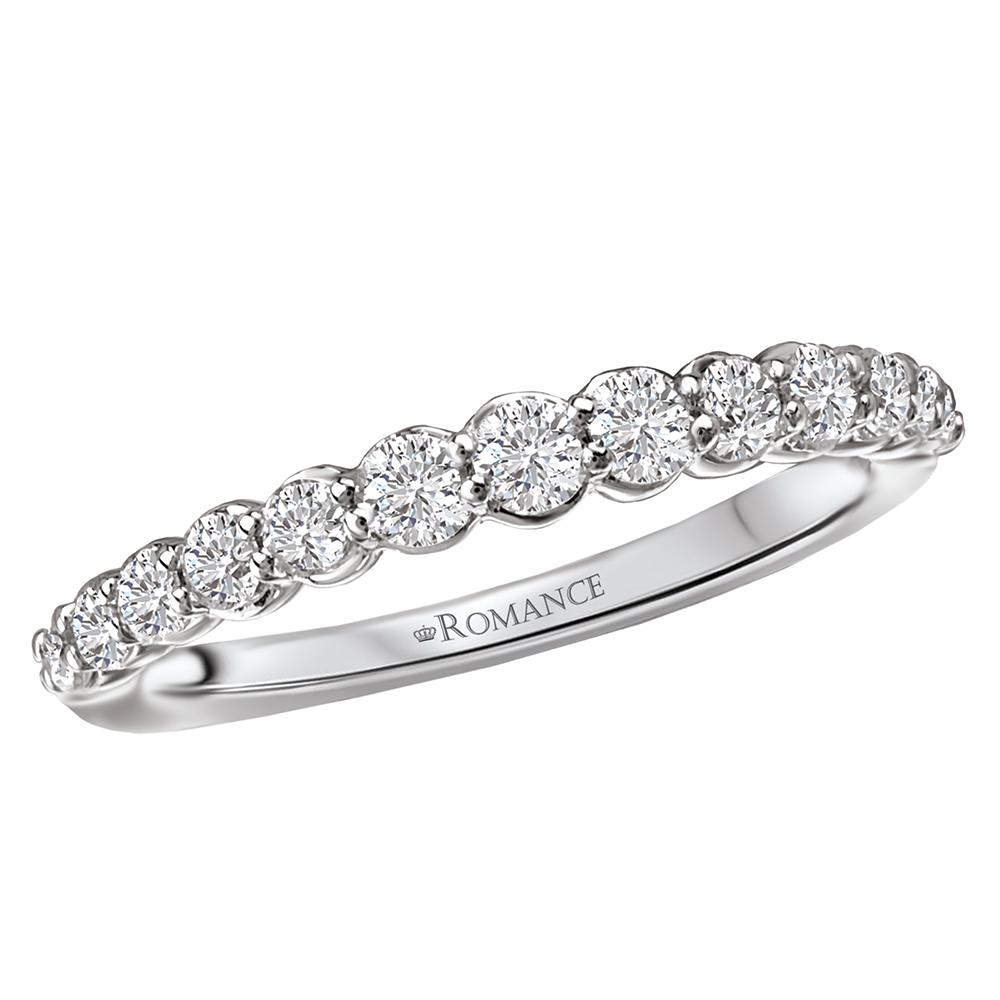 Romance Wedding Bands 117680-W product image