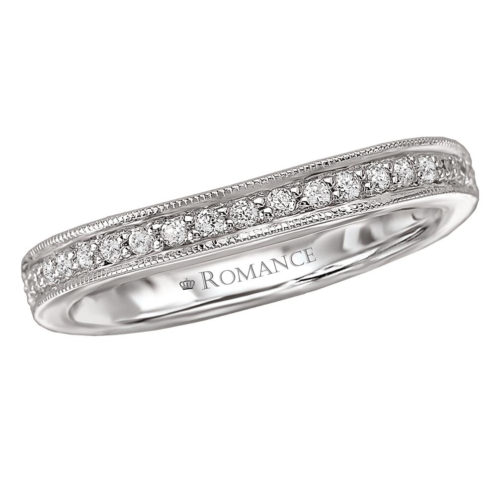 Romance Wedding Bands 117743-W product image