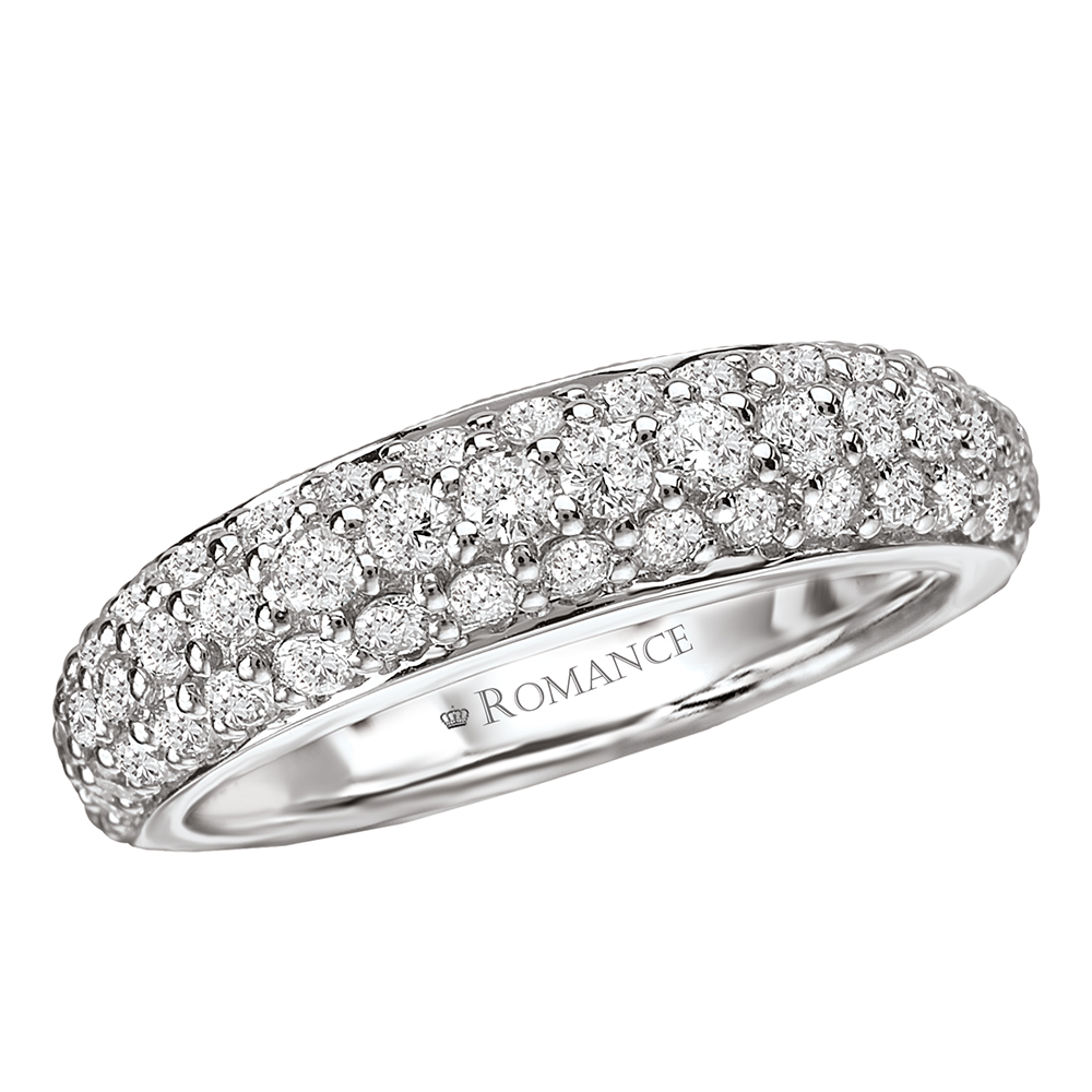 Romance Wedding Bands 117748-W product image