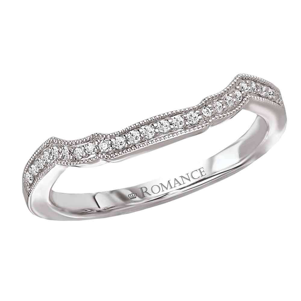 Romance Wedding Bands 117757-100W product image