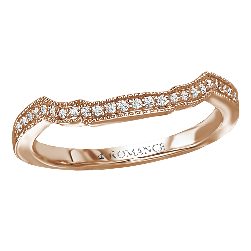 Romance Wedding Bands 117757-100WR product image