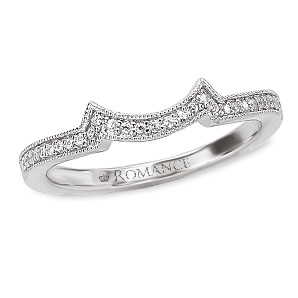 Romance Wedding Bands 117774-W product image