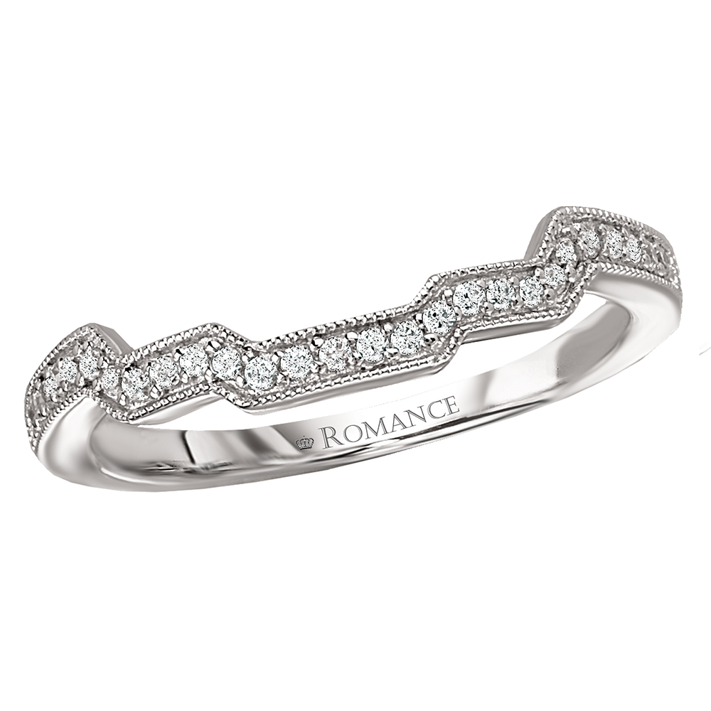 Romance Wedding Bands 117777-100W product image