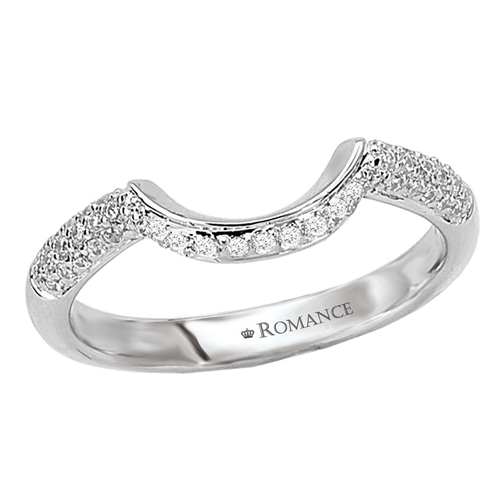 Romance Wedding Bands 117794-W product image