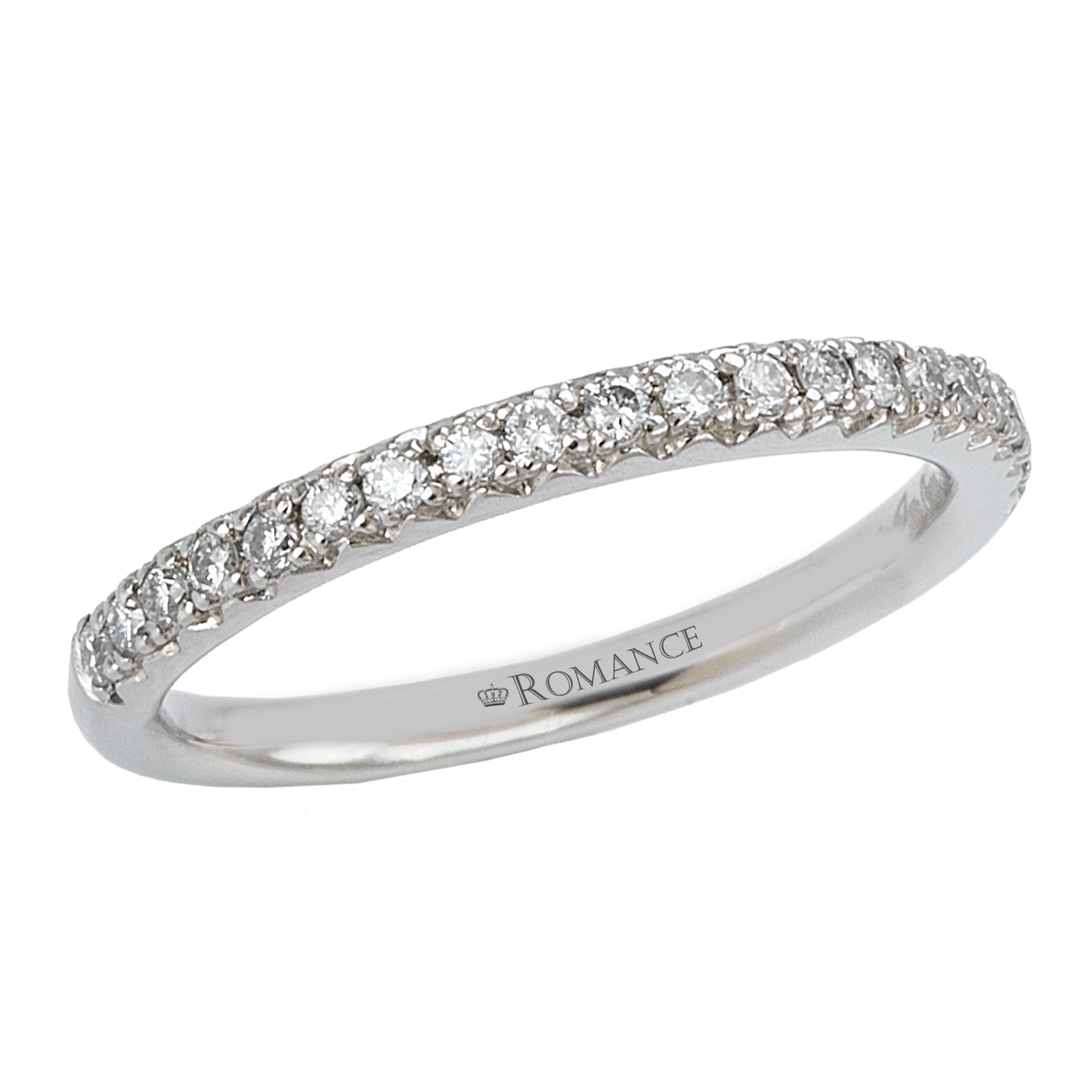 Romance Wedding Bands 118002-W product image