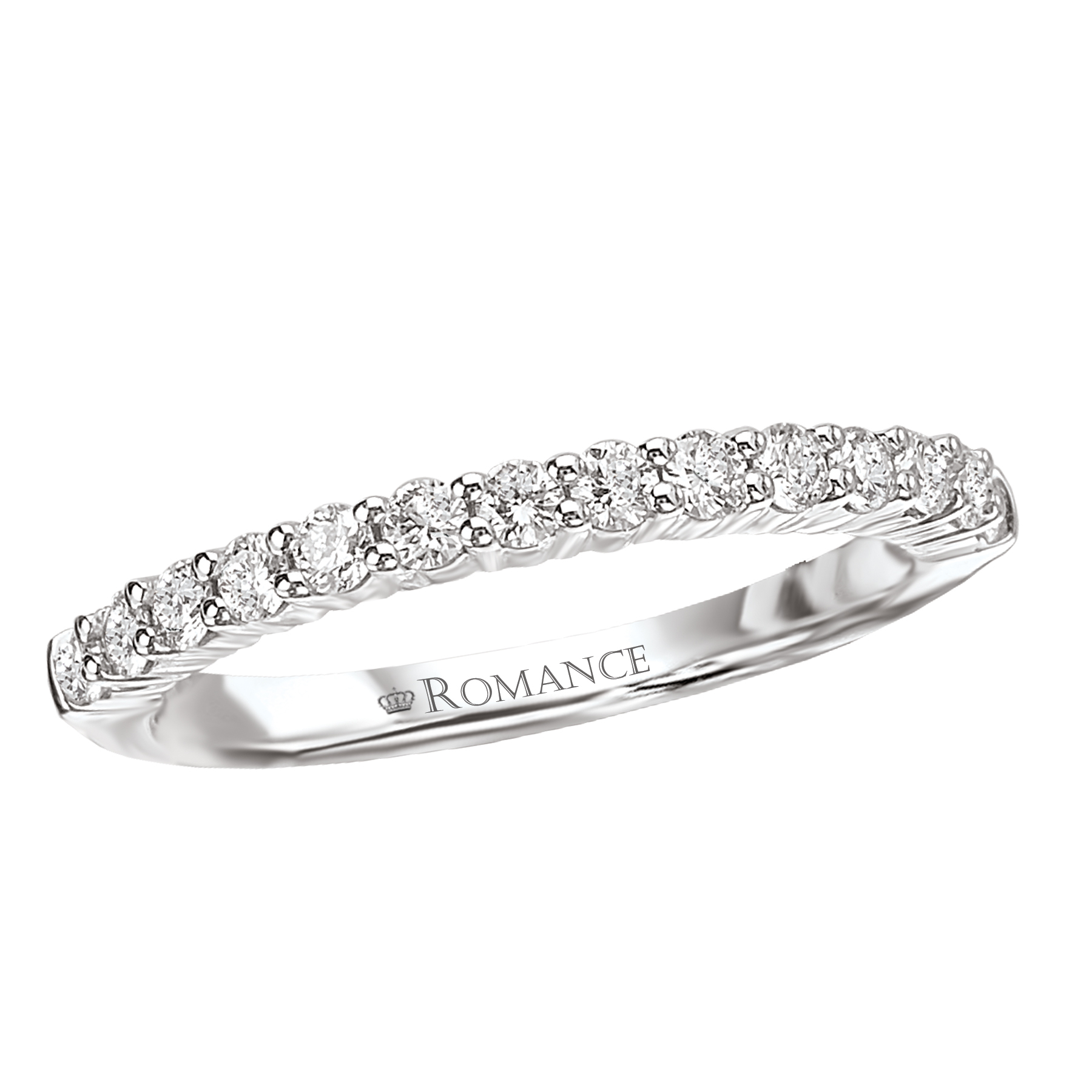 Romance Wedding Bands 118003-W product image
