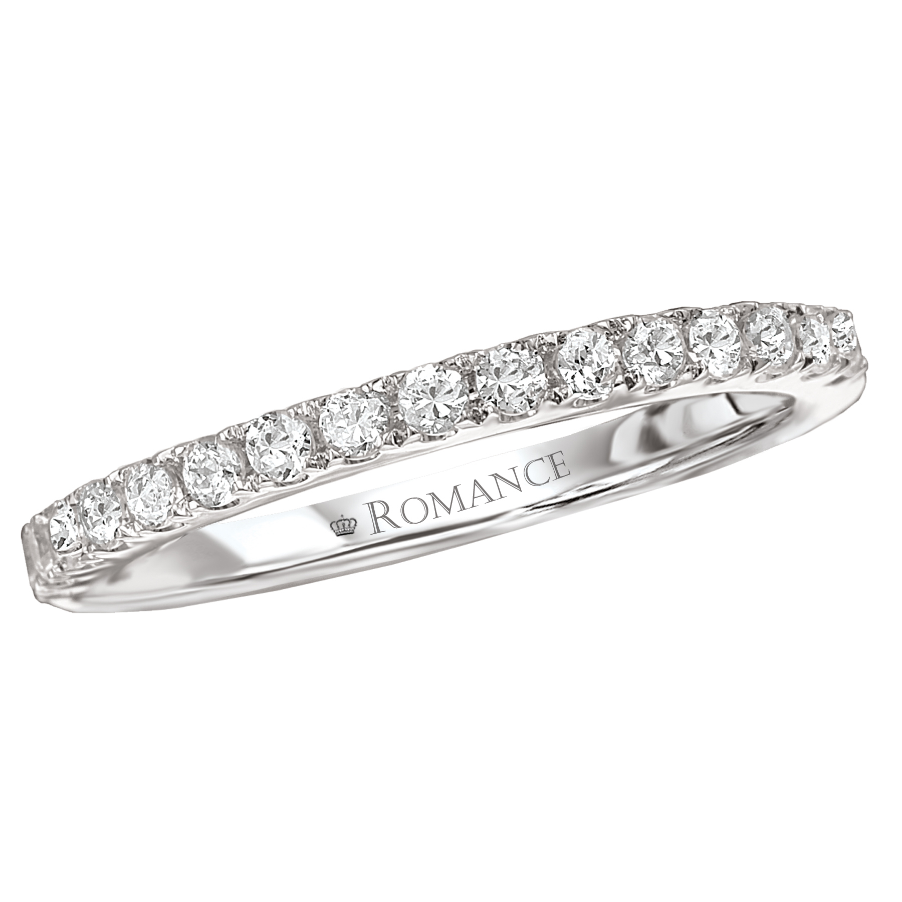 Romance Wedding Bands 118004-W product image