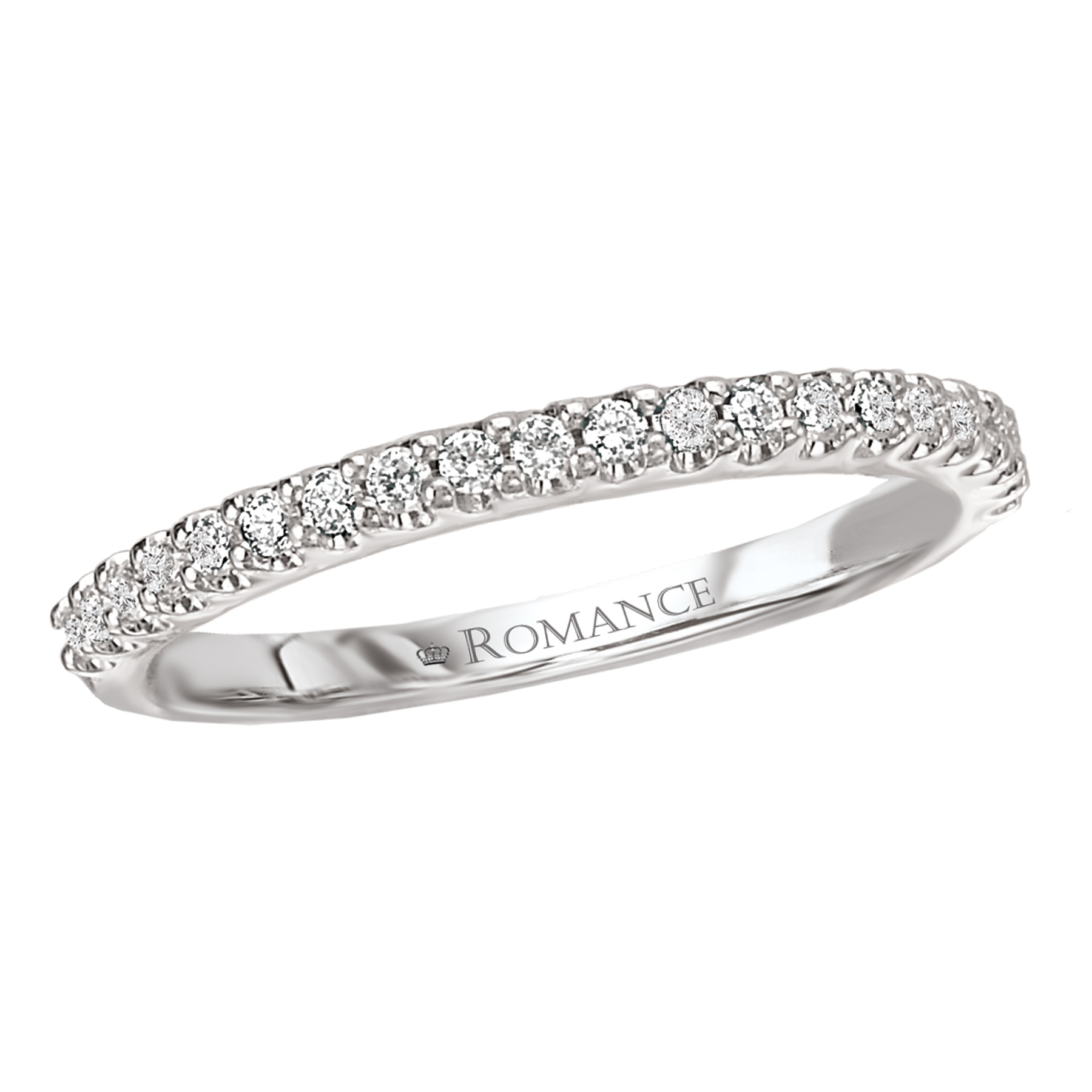 Romance Wedding Bands 118011-W product image