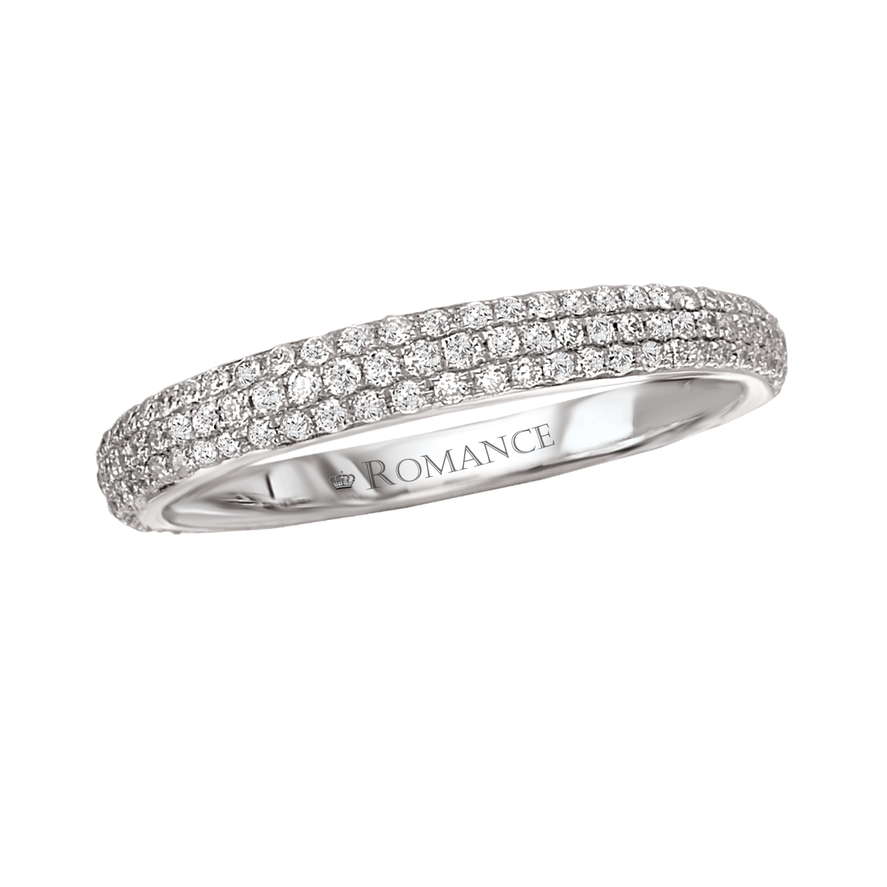 Romance Wedding Bands 118023-W product image