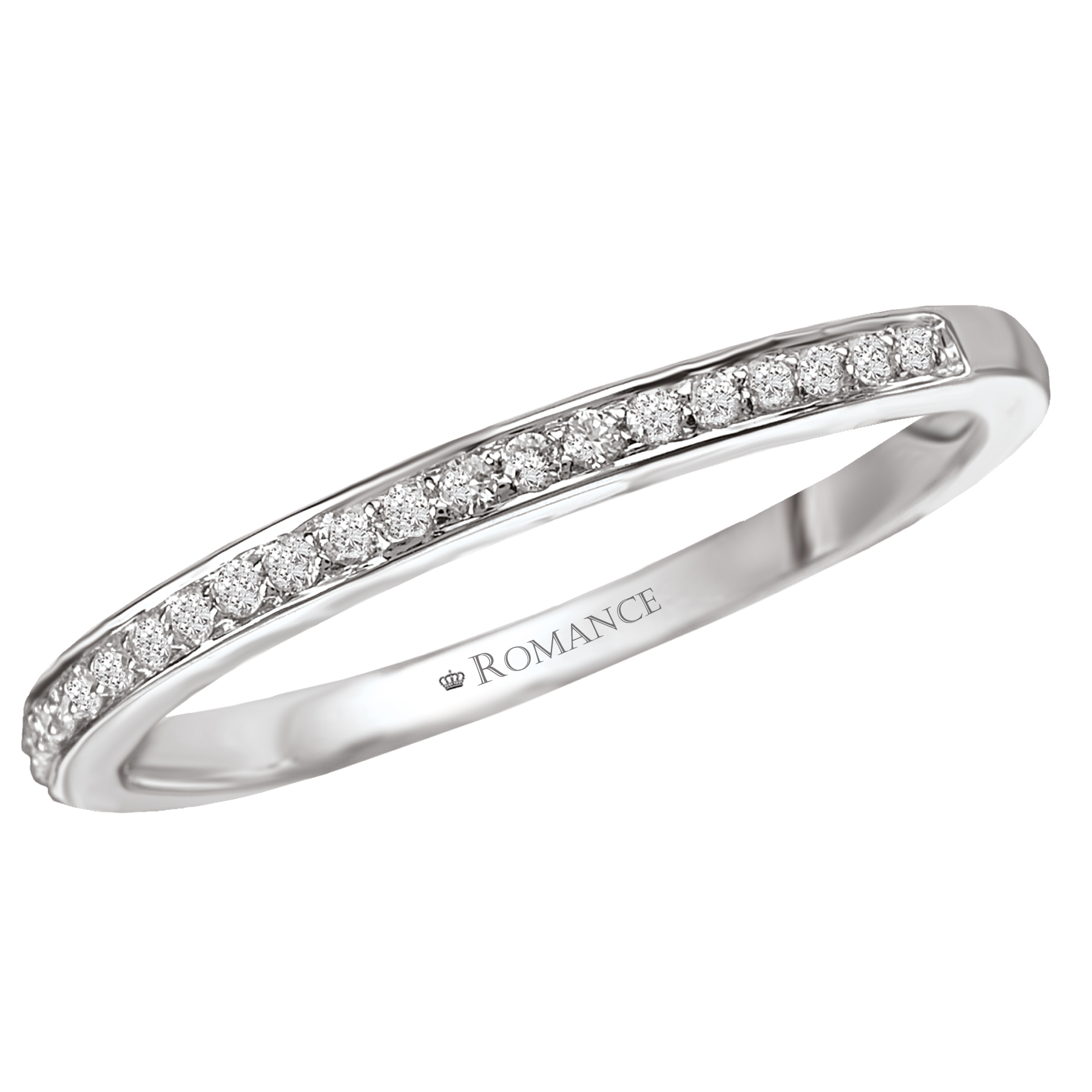 Romance Wedding Bands 118151-W product image