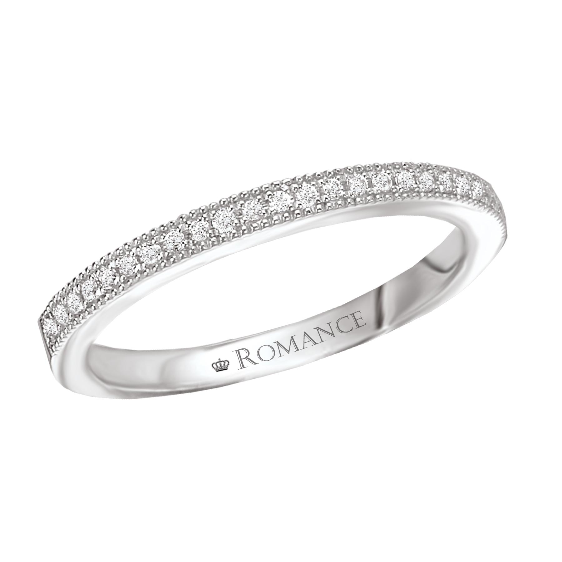 Romance Wedding Bands 118183-W product image