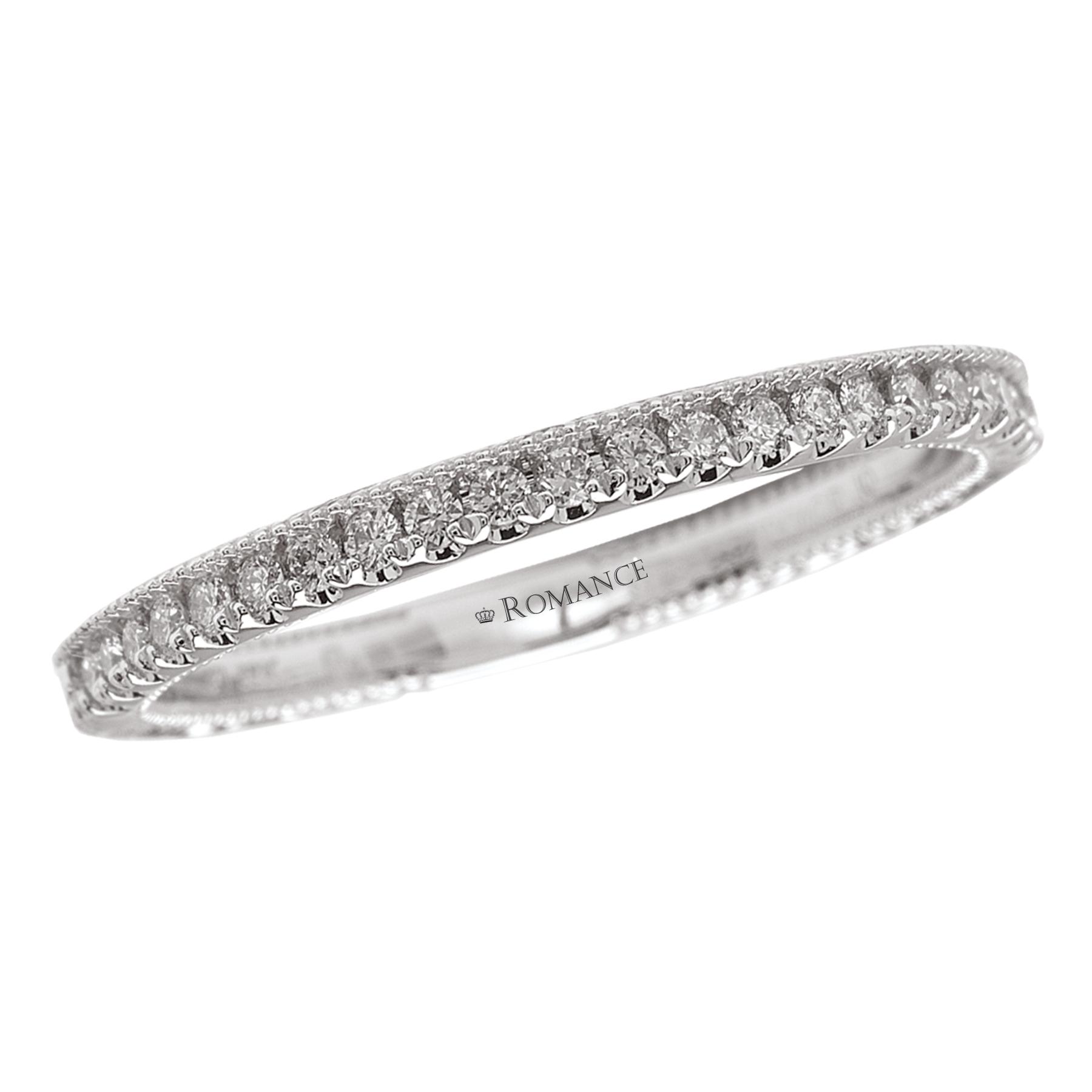 Romance Wedding Bands 118188-W product image
