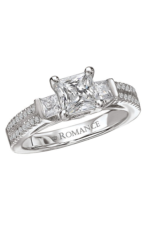 Romance Engagement Rings 117294-100 product image