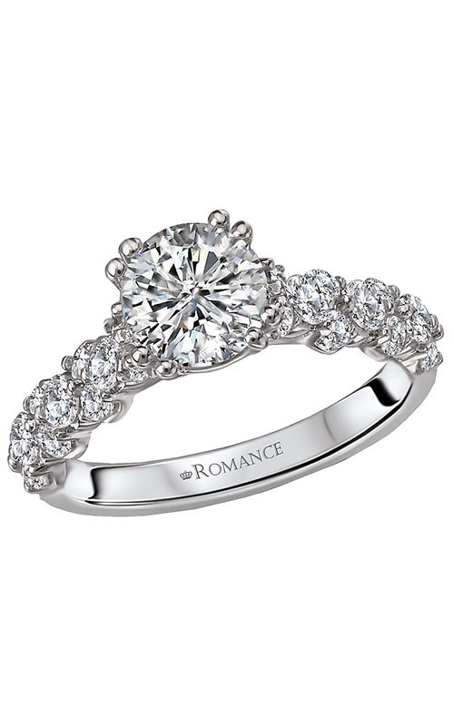 Romance Engagement Rings 117878-S product image