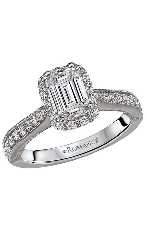 Romance Engagement Rings 117917-100 product image