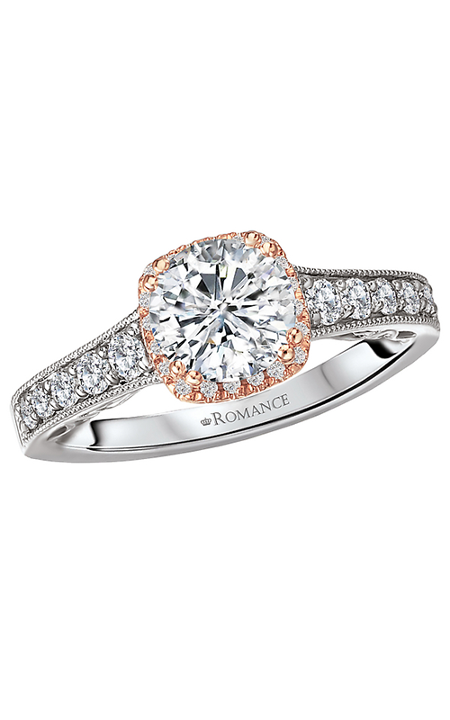 Romance Engagement Rings 117924-100TR product image