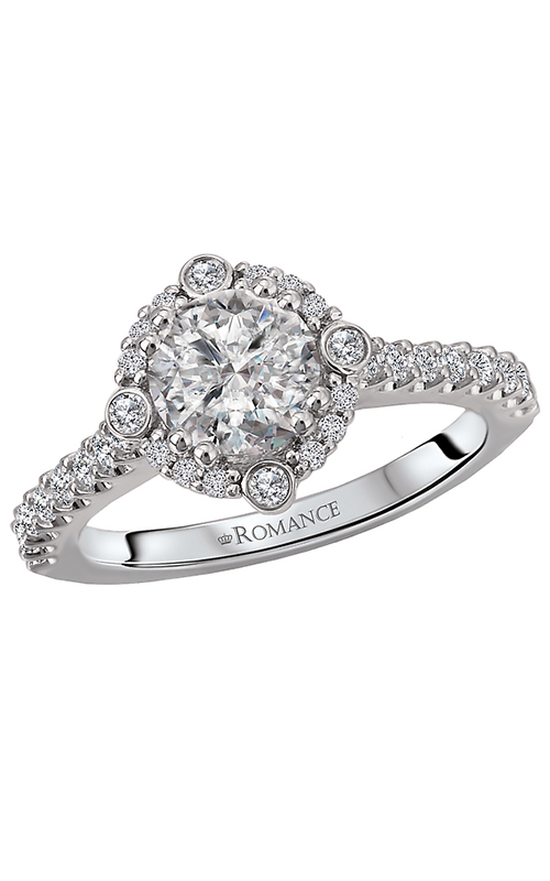 Romance Engagement Rings 117960-100 product image