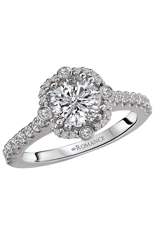 Romance Engagement Rings 117961-100 product image
