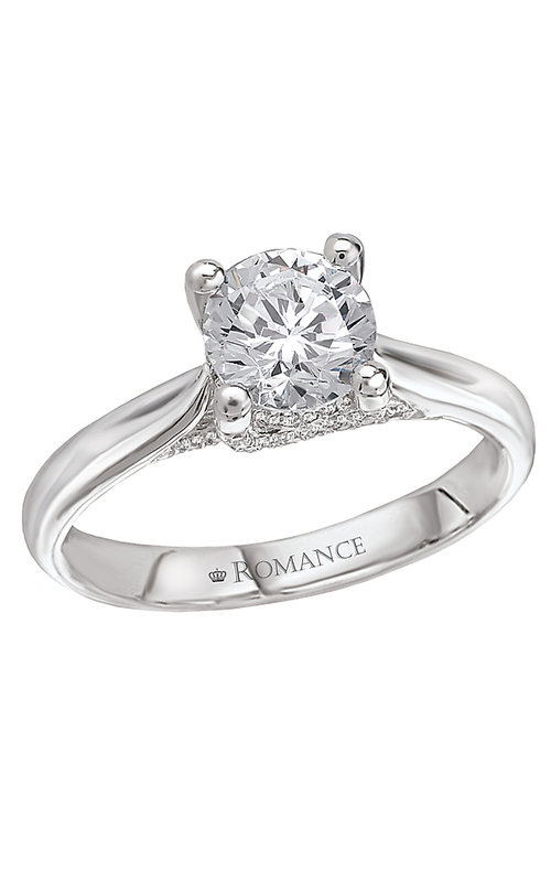Romance Engagement Rings 118016-075S product image