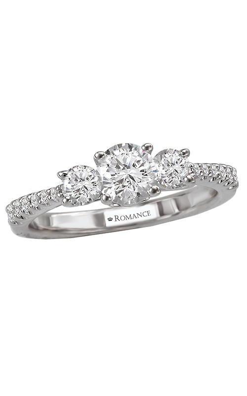 Romance Engagement Rings 118022-050S product image