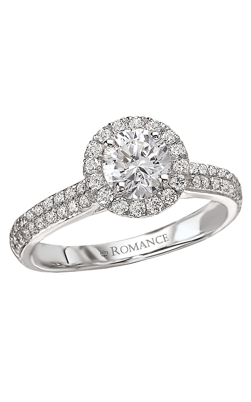 Romance Engagement Rings 118033-050S product image