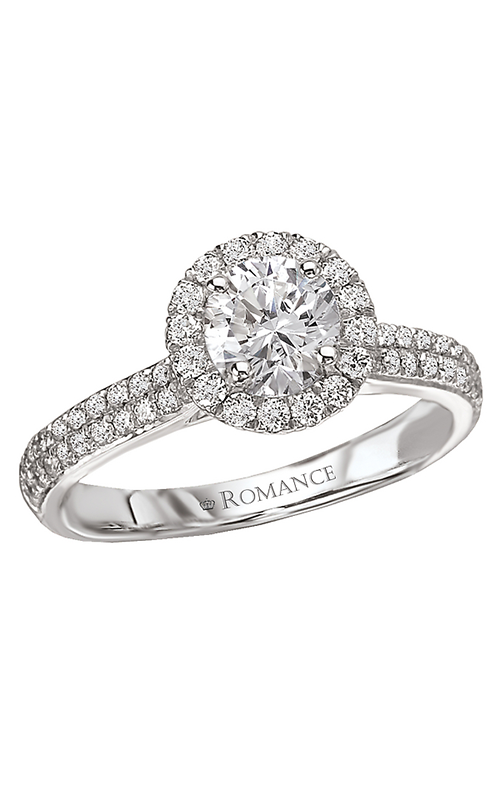Romance Engagement Rings 118033-100S product image