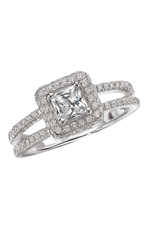 Romance Engagement Rings 118106-040S product image