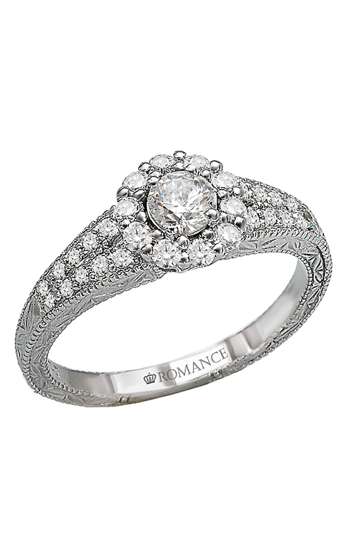 Romance Engagement Rings 118173-025S product image