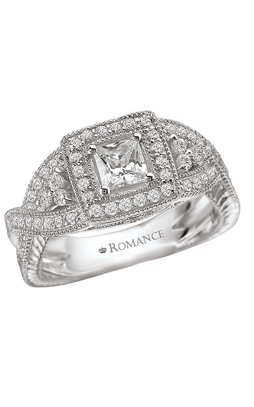 Romance Engagement Rings 118185-040S product image