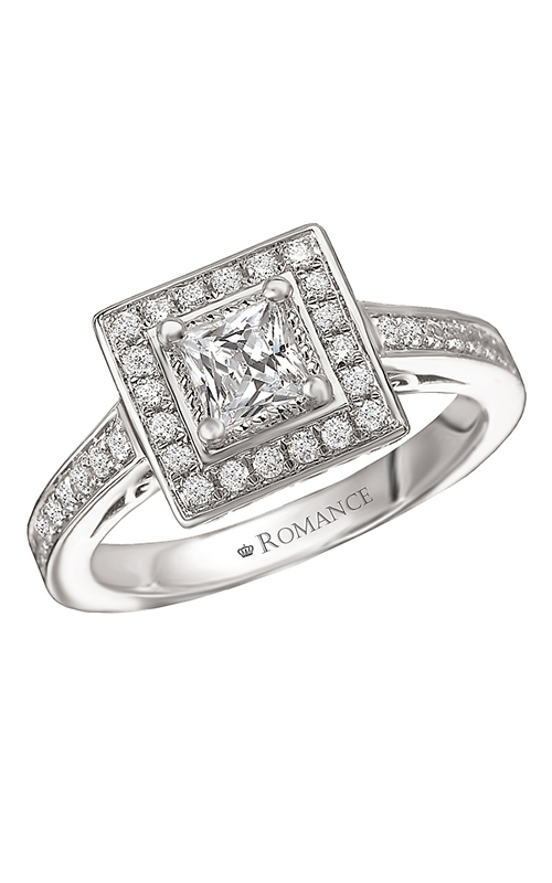 Romance Engagement Rings 118203-050S product image