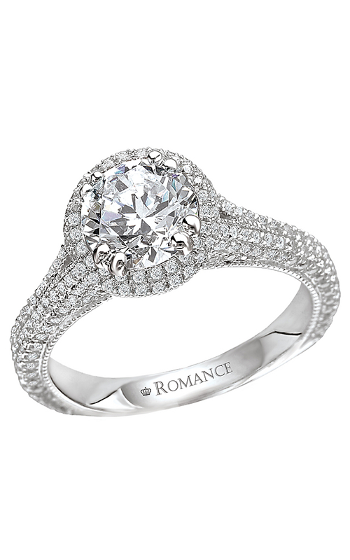 Romance Engagement Rings 118206-040S product image