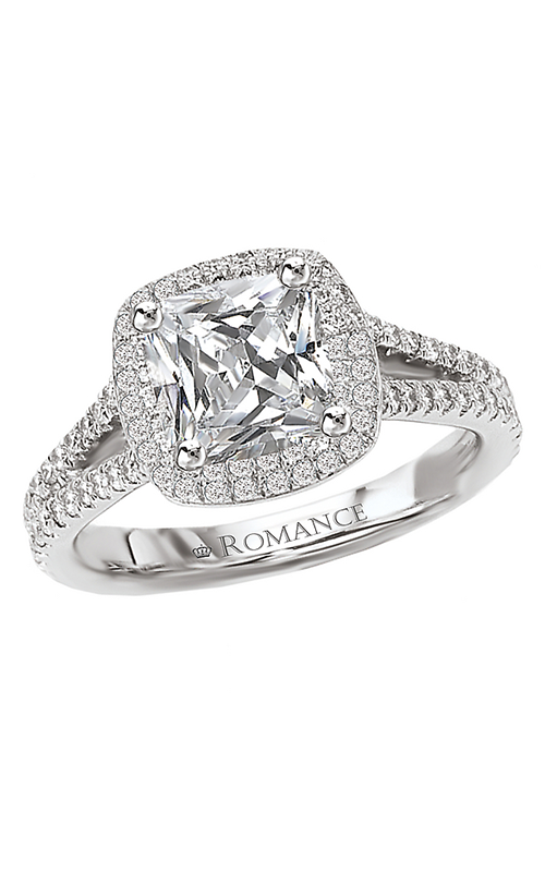 Romance Engagement Rings 118207-050S product image