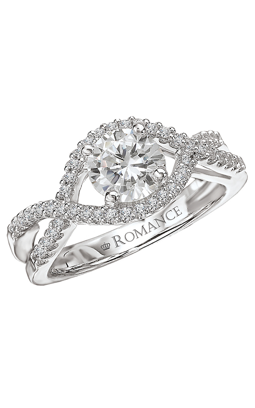 Romance Engagement Rings 118208-050S product image