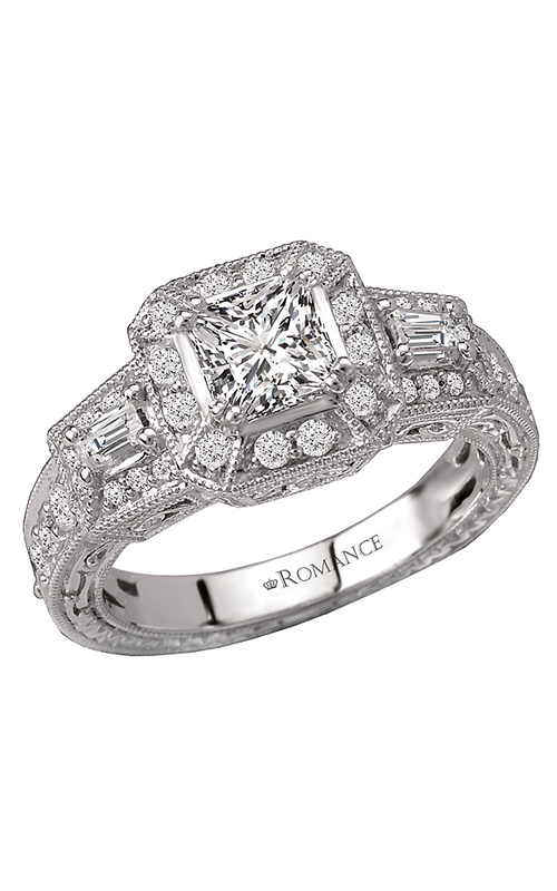 Romance Engagement Rings 118209-050S product image