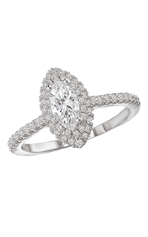 Romance Engagement Rings 118234-050S product image