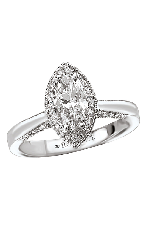 Romance Engagement Rings 118245-050S product image