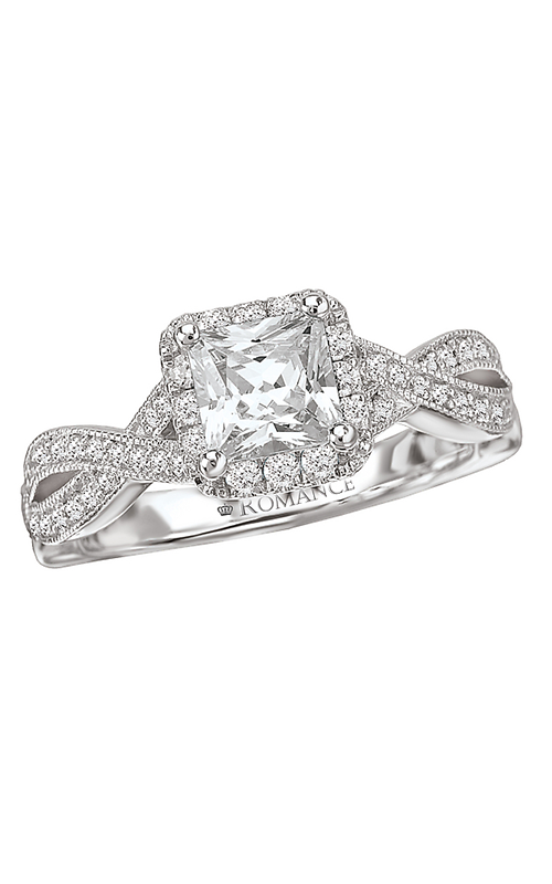 Romance Engagement Rings 118249-040S product image