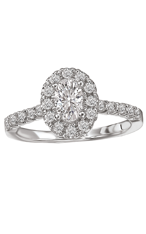 Romance Engagement Rings 118261-040S product image