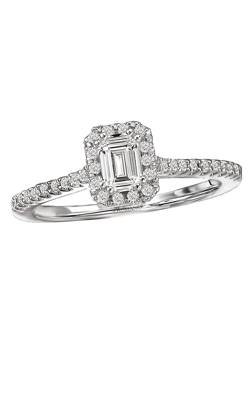 Romance Engagement Rings 118280-040S product image