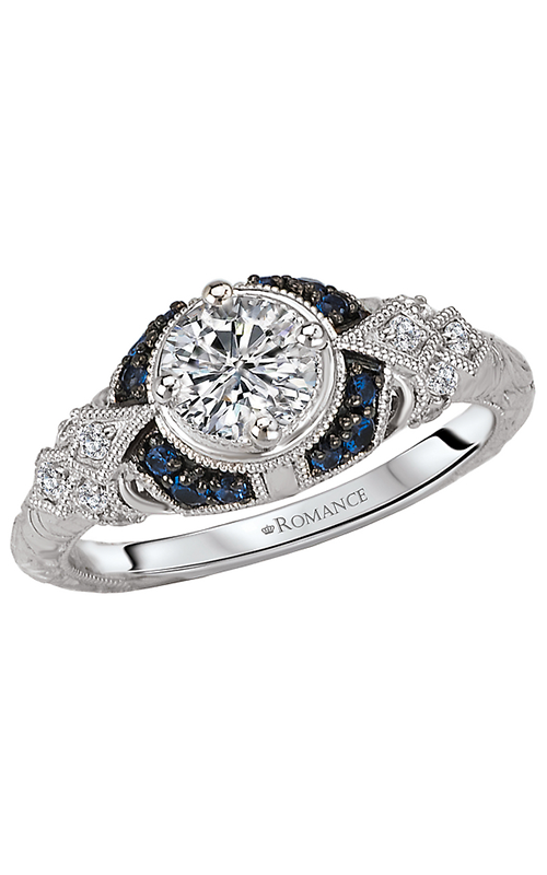 Romance Engagement Rings 118286-040S product image