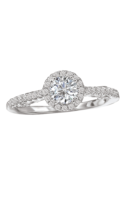 Romance Engagement Rings 118308-040C product image
