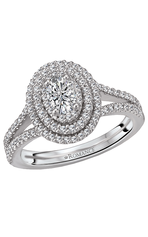 Romance Engagement Rings 118318-040C product image