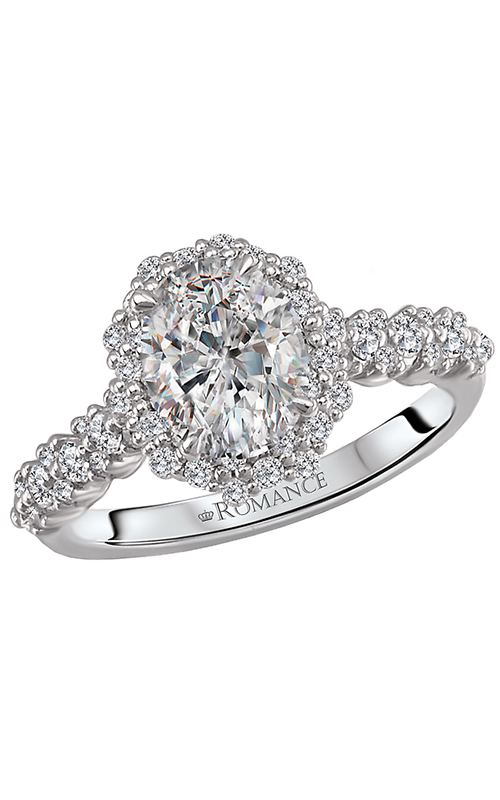 Romance Engagement Rings 119112-150 product image