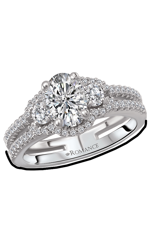 Romance Engagement Rings 119117-100 product image