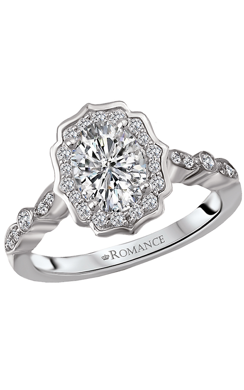 Romance Engagement Rings 119122-100 product image