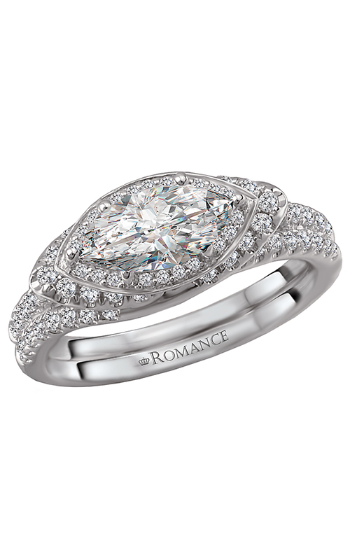Romance Engagement Rings 119134-100 product image