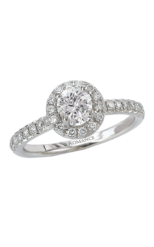 Romance Engagement Rings 118002-025C product image